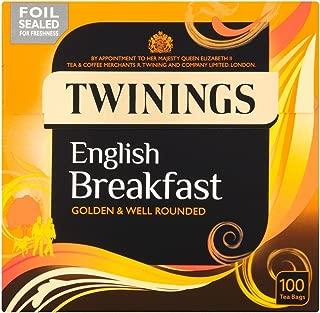 Twinings English Breakfast 100 Teabags 250G