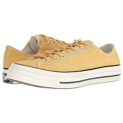 Converse Chuck 70 Base Camp Suede Ox (Desert Marigold/Egret/Egret) Lace up casual Shoes