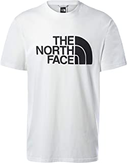 The North Face - Half Dome T-Shirt for Men - Short Sleeve - Sustainable Cotton