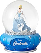 "Enesco Disney Showcase Cinderella, 5.5"" Stone Resin and Glass Waterball"