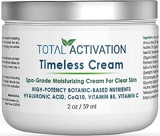 Total Activation impulsar colágeno lucha contra el envejecimiento crema de cara hidratante seco/grasa/sensible 2 oz