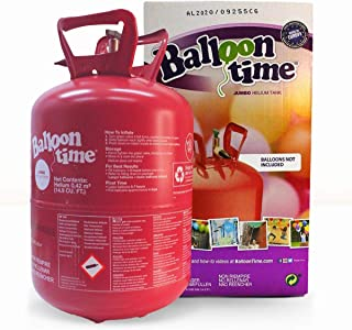 Balloons Time Balloon Helium Kit
