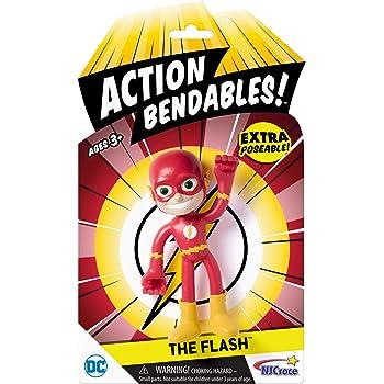 NJ Croce The Flash New Frontier Action Figure NJ Croce Toys DC 3906 Accessory Toys /& Games