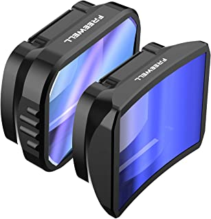 Freewell Groothoek & Anamorph lens met ND-filter, compatibel met Pocket 2, Osmo Pocket