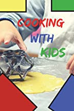 Cooking With Kids: Cooking lessons for kids, Fun cooking with kids, Kids 6 X 9 Fill in Cookbook