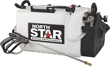 NorthStar ATV Boomless Broadcast and Spot Sprayer - 16-Gallon Capacity, 2.2 GPM, 12 Volts