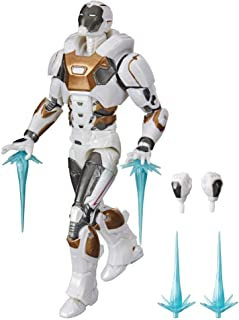 Hasbro Marvel Legends Series 6-inch Collectible Action Figure Toy Gamerverse Marvel's Avengers Starboost Armor Iron Man, 6...