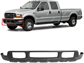 MBI AUTO - Textured, Black Lower Front Bumper Air Deflector Valance for 1999-2004 Ford F250 - F550 Super Duty 99-04, FO1095176