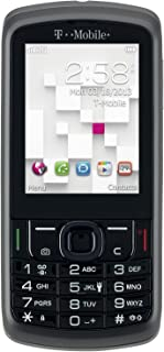 Alcatel Sparq II 875 T-Mobile Branded Cell Phone w/Slide-out QWERTY Keyboard - Black (No Warranty)