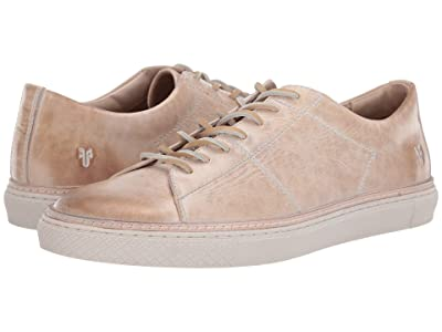 Frye Essex Low Folded Edge (Sand Waxed Antique Pull Up) Men