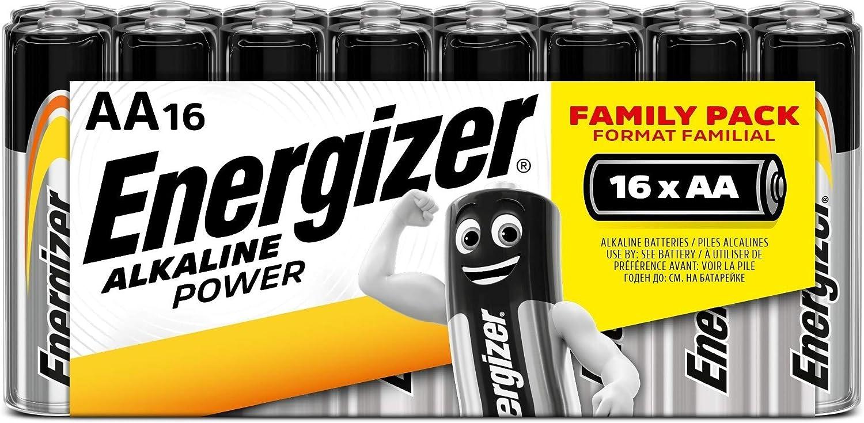 Energizer Batterie Alkaline Power Aaa Batterie Elektronik