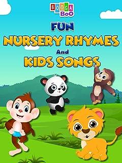 Fun Nursery Rhymes and Kids Songs by Booga Boo