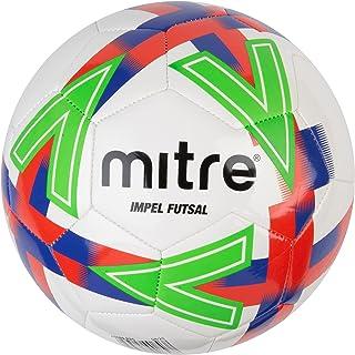 Mitre Impel Futsal Balón de fútbol, Unisex Adulto