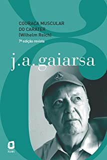 Couraça muscular do caráter (Wilhelm Reich) (Portuguese Edition)