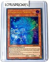 Magicians' Souls - LED6-EN002 - Ultra Rare - 1st Edition