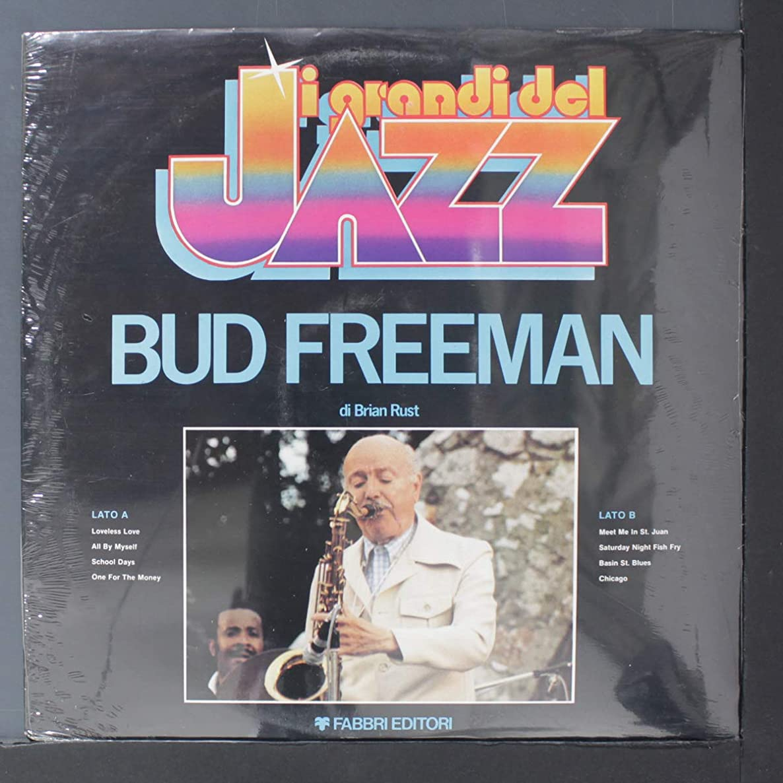 i grandi del jazz LP