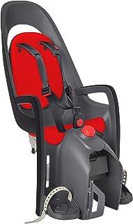 صندلی دوچرخه کودک Hamax Caress ، قاب فوق العاده شوک یا قاب عقب رک ، قابل تنظیم برای کودکان مناسب (کودک از طریق کودک نوپا) 9 ماه - 48.5 l 48 پوند جایزه 35 ساله برند جهانی.