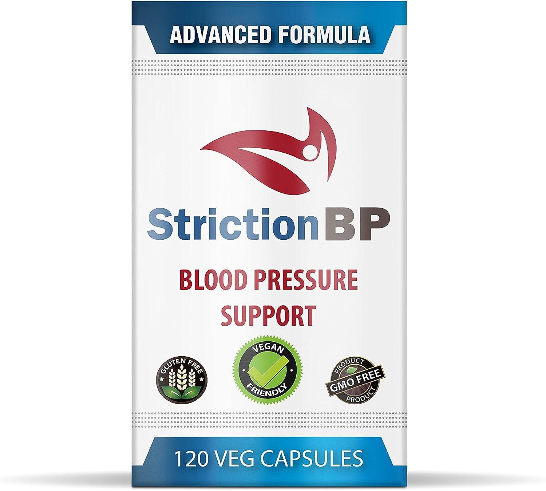 Max 66% OFF All New Veg-Cap StrictionBP Blood Proprieta Max 76% OFF A Support – Pressure