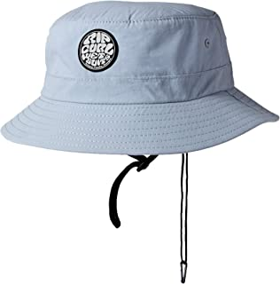 Rip Curl Mens Wetty Surf Hat, Gray, ...