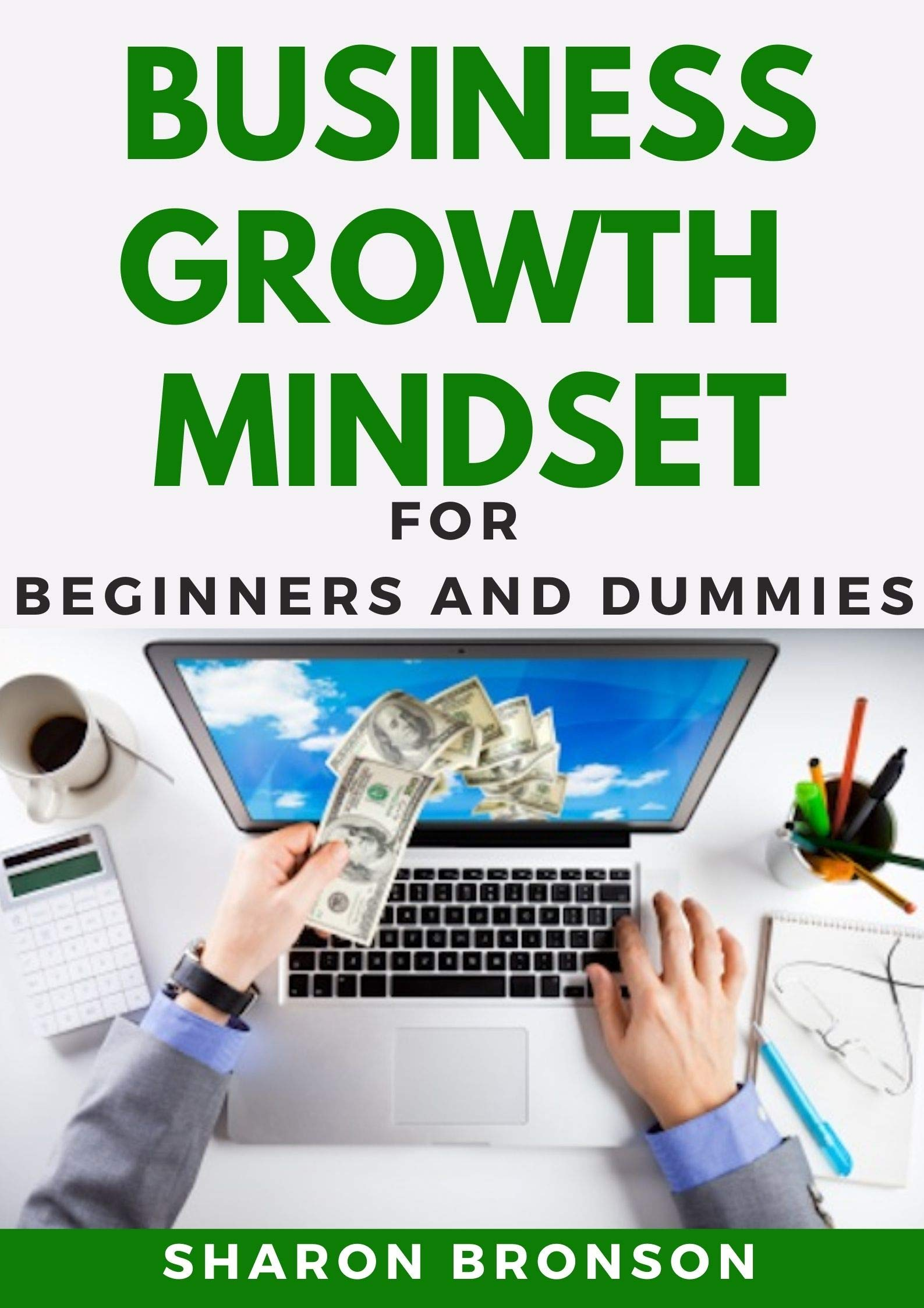 Business Growth Mindset For Beginners And Dummies: Basic Guide To Business Growth Mindset