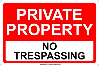 Best warning private property sign Reviews