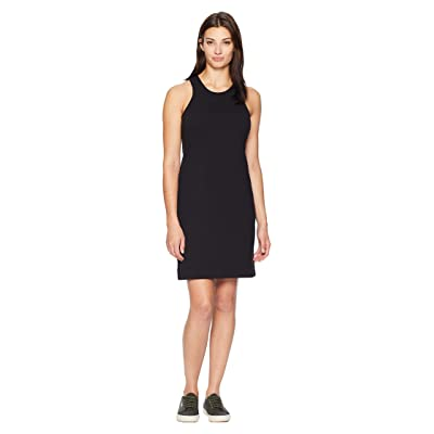 Tommy Bahama Island Zone Tank Dress (Black) Women