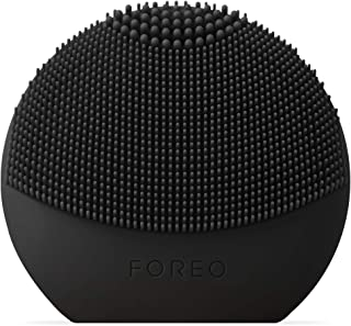 FOREO FOREO LUNA fofo Smart Face Brush Midnight for 100% Personalized Cleansing, Midnight, 0.122 kilograms