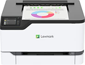 $258 » Lexmark C3426dw Color Laser Printer with Interactive Touch Screen, Full-Spectrum Security and Print Speed up to 26 ppm (40...