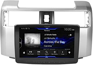"Alpine Electronics iLX-F309FRN Alpine Electronics iLX-F309TCM 9"" in-Dash Mech-Less System for 2016-up 4-Door Toyota Tacoma"
