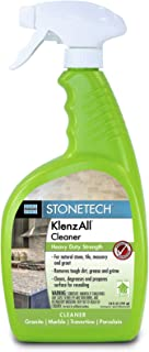 StoneTech KlenzAll, Heavy Duty Cleaner for Stone & Tile, 24-Ounce (.710L) Spray Bottle