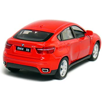 Buy Kinsmart 1 38 Scale Bmw X6 Color May Vary Online At Low Prices In India Amazon In