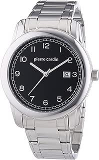 Pierre Cardin Men's Quartz Watch PC104751F02 PC104751F02 with Metal Strap