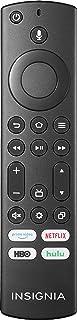 Insignia OEM Remote Control PrimeVideo/Netflix/HBO/Hulu - Black (NS-RCFNA-21)