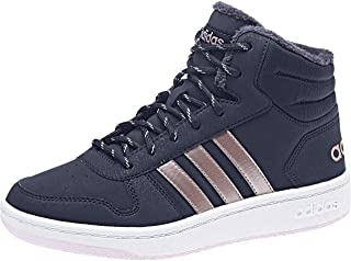 pretty nice c67fc bef1d adidas Hoops Mid 2.0, Chaussures de Basketball Mixte Enfant