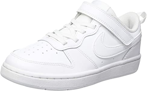 NIKE Court Borough Low 2, Zapatillas Niños
