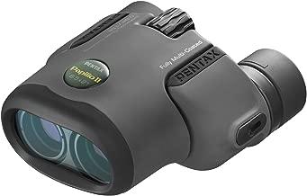 Pentax U-Series Short Distance Papilio II 6.5x21 Binocular, Black 62001