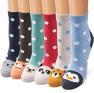 comprar comparacion Ambielly calcetines de algodón calcetines térmicos Adulto Unisex Calcetines