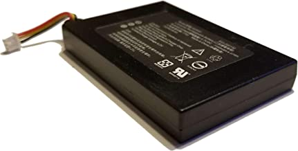Replacement Lithium Battery (1100 mAh / 4.07 Wh) for Logitech G933 Artemis Spectrum and G533 Wireless Gaming Headsets by ienza