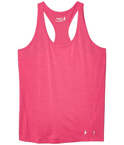 Smartwool Merino 150 Baselayer Tank Top (Watermelon) Women