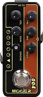 Mooer Day Tripper- Pedal de efectos para guitarra