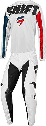 SHIFTMX Shift MX 2017 Black Label Mainline Red /& Navy Jersey//Pant Combo Size LARGE//34W
