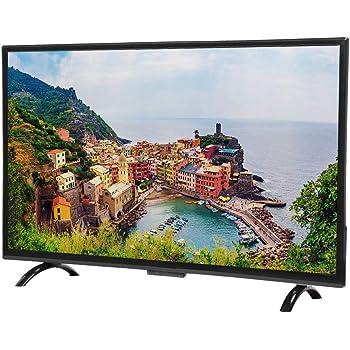 32 Pulgados TV de Pantalla Curva Grande,3000R 4K HDR Smart TV,Tres ...