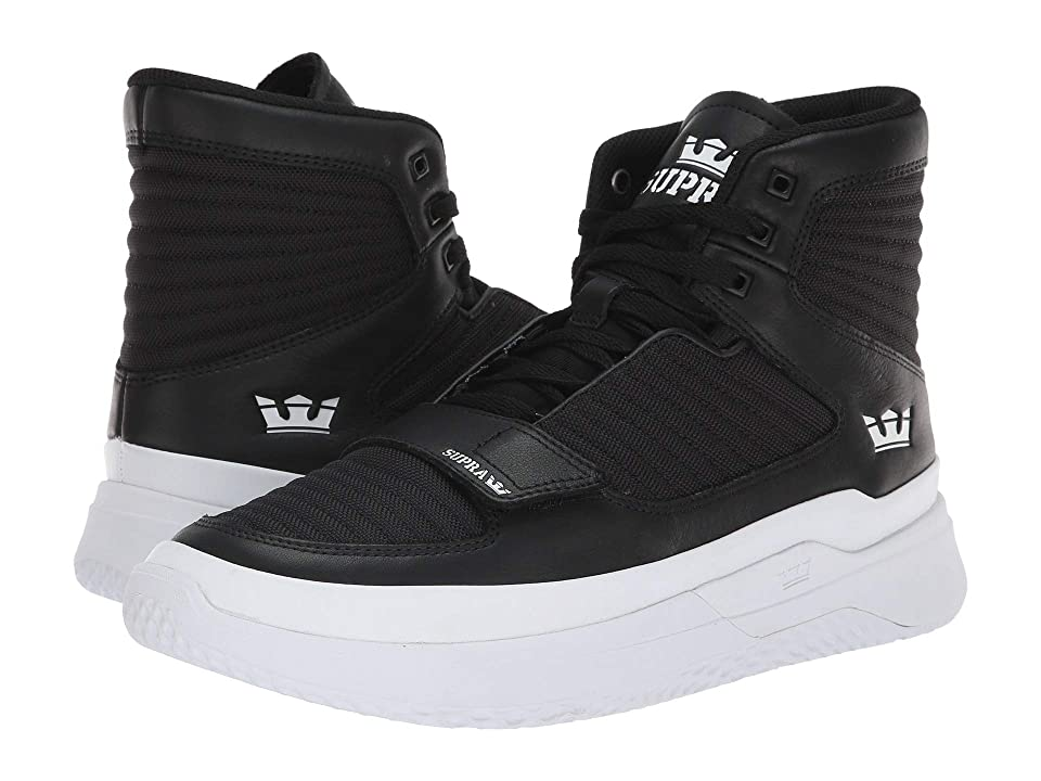 Supra Theory (Black/White/White) Men