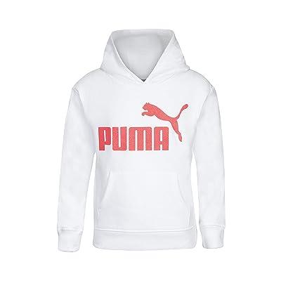 PUMA Fleece No. 1 Logo Pullover Hoodie