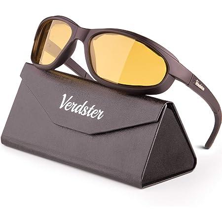 ideali per uomini e donne 1 paio di occhiali da sole per guida diurna e notturna con guida notturna e antiriflesso