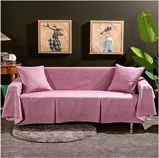 comprar comparacion GELing Elástico 3 Cojín Sofá Cover Lavable Antideslizante Slipcovers para sillas y Sofás 1 Pieza,4,Tres Plazas