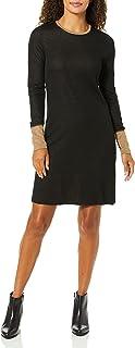 فستان محبوك متعدد الألوان بثلاثة نقاط OW5870 من ثري دوتس