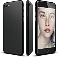 elago iPhone 8 / iPhone 7 case [Origin][Black] - [Scratch Protection Only 0.38mm][for Minimalists][True Fit] – for iPhone 8 / iPhone 7