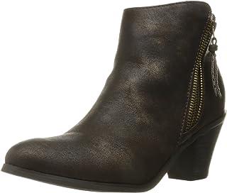N.Y.L.A. حذاء Ayita للكاحل للسيدات, (دارك جنغل جرين), 7