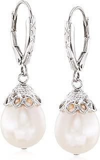 Best sterling silver pearl dangle earrings Reviews